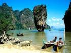 Нова Година на остров Пукет и Банкок
